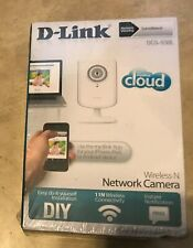 D-Link Camera DCS-930L Wireless N Home Network Camera 802.11n NEW factory sealed