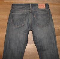 """>>> Levi `S 527 D' Homme Jeans / Levis Bleu Jeans en Bleu Env. W33 """" / L31 """""""