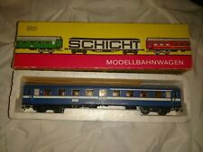 Schicht 426/75 VEB Modellbahnwagen Dresden. DDR Carriage. HO Scale train, NOS