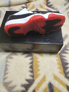 Nike Air Jordan 11 Low RETRO XI Concord Bred sz 10 AV2187-160