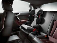 Audi Kindersitz youngster plus, 15-36 kg, titangrau/schwarz, Audi Original