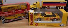 Kodak Racing NASCAR Lot of 4 3 Haulers 1 1:24 Stock Car 092817DBT3