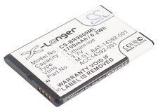 3.7V battery for BlackBerry BAT-14392-001, ACC14392-001, Magnum, Bold 9000, Bold