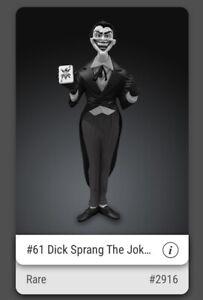 Veve Digital collectible - Dick Sprang The Joker Rare #2916