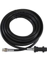 Pressure Washer Karcher K2 K3 K4 Compatible  Drain Sewer Cleaning Hose 10M