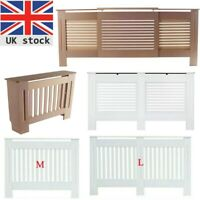 Radiator Cover Grill Shelf Cabinet MDF Wood Modern Traditional Furniture M/L/XL