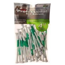 "100 Pride PTS Pro Length 4"" Inch Golf Tees - 2 Bags of 50 Tees"