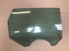 DODGE JOURNEY 2009 REAR DRIVERS SIDE RIGHT O/S/R DOOR GLASS