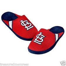 St. Louis Cardinals Team Jersey Indoor/Outdoor Slippers ~ Size XL (13-14)