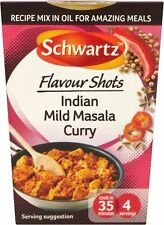 Schwartz Curry Spices & Seasonings
