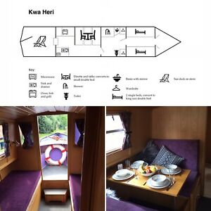 Canal Boat Holiday Hire,Self Catering,East Midlands,Pet Friendly, Sept Onwards