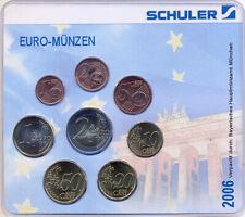 Deutschland Euro KMS 2006 D  Schuler 2006