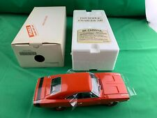 1:24 Danbury Mint 1969 Dodge Charger 500, Hemi Orange, Limited Edition