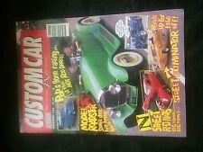 CUSTOM CAR Magazine, June 1995