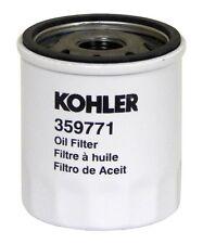 Kohler 359771 Oil Filter Genuine OEM