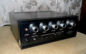 Sansui AU-222 rare Audiophile Stereo Integrated Amplifier+mods-ultra musical!