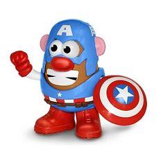 Avengers Captain America Mr. Potato Head - Marvel Comics Collectible Toy