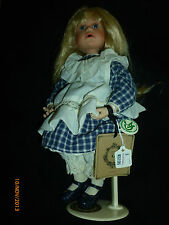 Good Kruger Doll Leslie / Boyd Collection Numbered Limited Addition #1375 w/tags