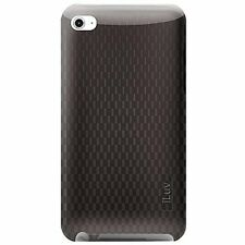 iLuv iCC615BLK Flexi-Clear case Pattern Case for iPod Touch 4th Gen.