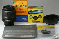 Nikon 18-55mm 18-55 DX II LENS For D5000 D3000  D5100 D3100 D7000 NEW + Filters
