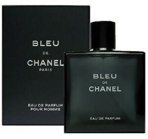 Bleu De Chanel 5 oz / 150 ml Eau De Parfum EDP, NEW, SEALED by CHANEL