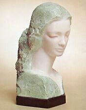 FACE OF LOVE Sculpture by Vincent Glinsky