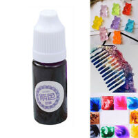 10g UV Resin Glue Pigment Color Liquid Coloring Dye DIY Jewelry Making Crafts