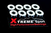 608 RS ABEC 11 Xtreme HIGH PERFORMANCE SWISS BEARINGS SKATEBOARD SCOOTER