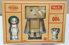 Danboard With Yotsuba And Duralumin Figure Box Set    , h#2ok