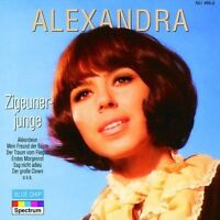 Alexandra Zigeunerjunge (compilation, 18 tracks, 1967-69) [CD]