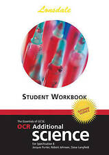 OCR Gateway Additional Science: Workbook (2012 Exams Only): Gateway Science...