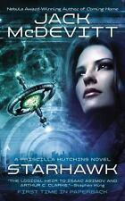 A Priscilla Hutchins Novel: Starhawk 1 by Jack McDevitt, PB