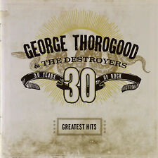 CD-George thorogood & the Destroyers-Greatest Hits - #a1649