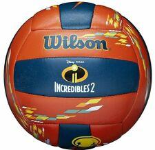 Wilson Mini Volleyball Disney Pixar Incredibles Limited Edition New beach ball