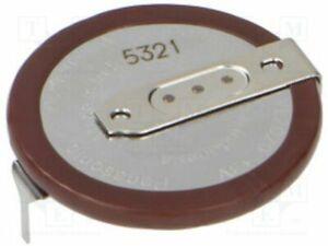 Panasonic VL2020 Rechargeable Battery for BMW Key Fob X3 X5 Z4 E38 E39 E91 E46