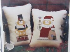 Mosey 'N Me THE SEASONS OF WILLIE Santa Summer 2 Cross Stitch Charts w/Extras