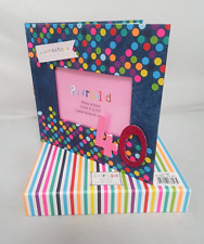 40th Birthday Celebration Photo Album Unisex Picture Book Spotty Gift Present