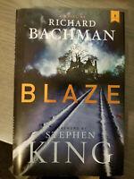 Blaze by Richard Bachman, Stephen King 2007 Later Edition/Print HB DJ Like New!!
