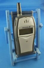 Original Ericsson T20 e Silber Grau rarität Silver Grey Vintage-Phone ohne Akku
