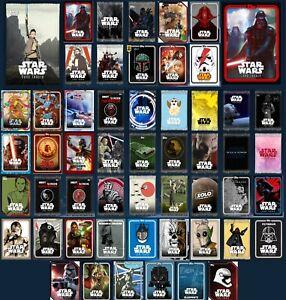 Star Wars Card Trader Pack Art YOU CHOOSE Topps SWCT Rey Darth Vader and More