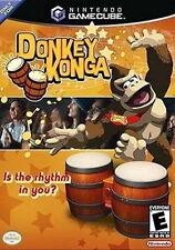 DONKEY KONGA GAMECUBE/WII GAME *RARE* *NEW & SEALED* BONGOS COMPAT. AUS EXPRESS