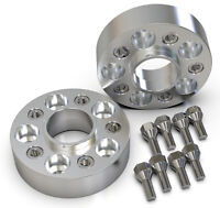 40MM 5x100 57.1MM HUBCENTRIC WHEEL SPACER KIT UK MADE VW GOLF MK3 MK4 POLO 9N