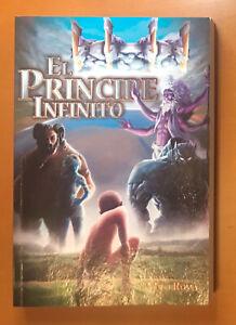 EL PRINCIPE INFINITO - MILO ROMA - 0509
