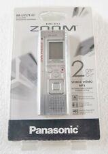 Panasonic RR-US571 Digital Recorder 2GB Stereo/MP3