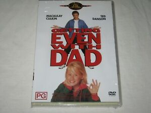 Getting Even With Dad - Ted Danson - Brand New & Sealed - Region 4 - DVD