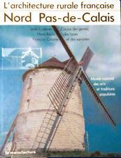 L'architecture rurale française - Nord Pas-de-Calais / Cuisenier