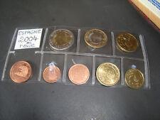 Série 1 Cent à 2 Euro  BU ESPAGNE 2004