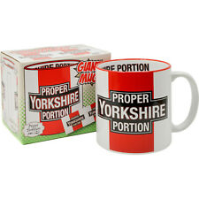 Yorkshire Giant Mug Proper Yorkshire Coffee Tea Cup  ( unofficial )