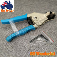 7'' Automatic Wire Stripper Plier Electrical Cable Crimper Terminal Tool Cut New