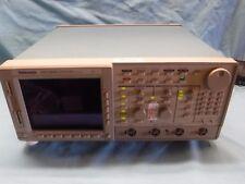 TEKTRONIX COLOR 4 CHANEL DIGITAL REAL-TIM OSCILLISCOPE TDS 684B
